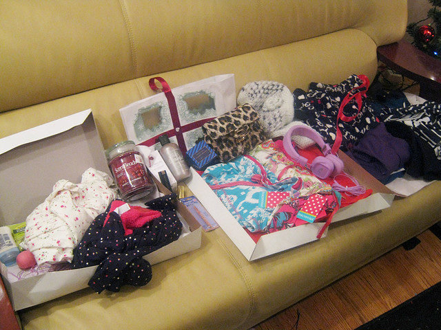 All my gifts