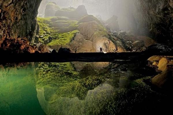 Hang Sơn Đoòng có tên trong danh sách hang động đẹp nhất thế giới