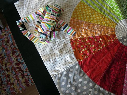 rainbow bindings