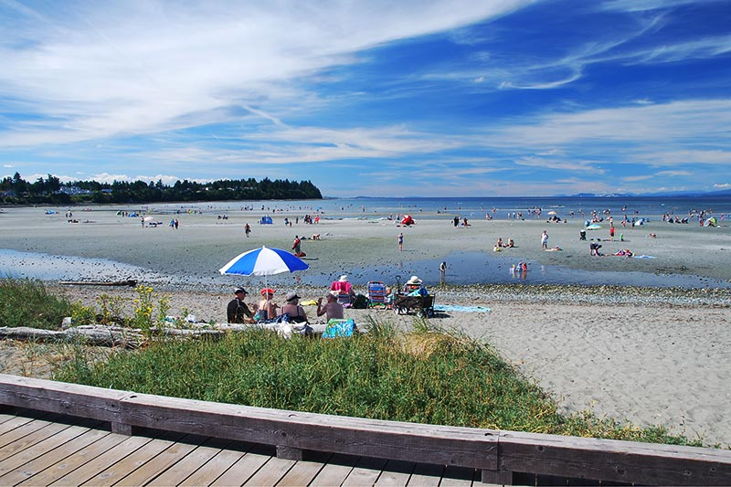Parksville, Vancouver Island, British Columbia, Canada.