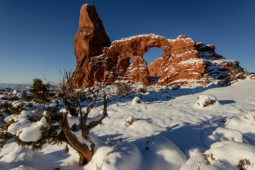 Turret Arch After The Storm