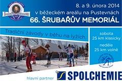 Šrubařův memoriál 2014 - 66. ročník