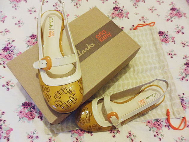 Orla Kiely Milly shoes