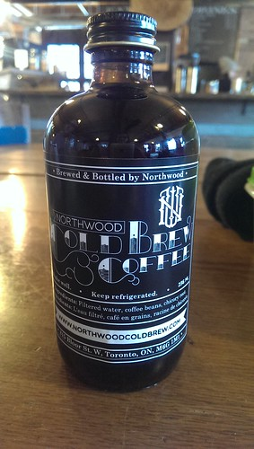 Northwood Cold Brew Coffee