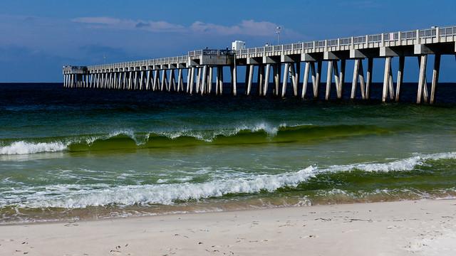 como é viver em panama beach city na florida EUA
