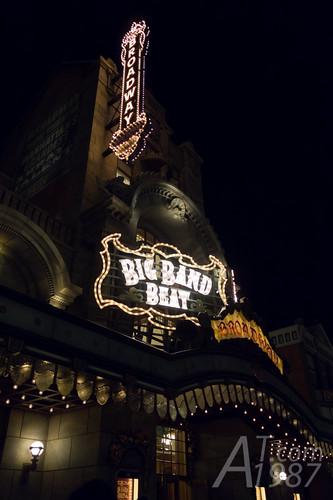 Tokyo DisneySea - Broadway Music Theatre