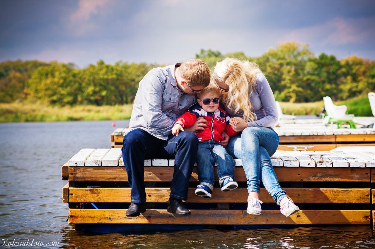 Семейная фотосессия в Гудзоне, Днепрпетровск