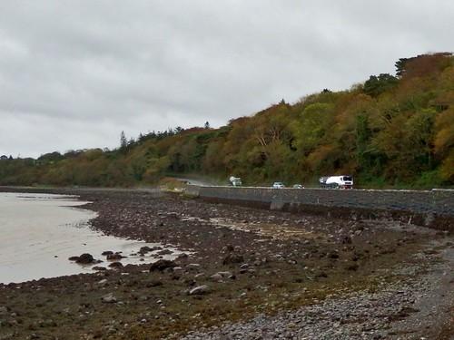 Ireland, Co. Limerick - Mount Trenchard, N69 Coast Road