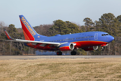 Southwest Airlines | 2008 Boeing...