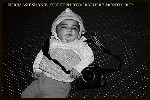 Born To Shoot ,,,Nerjis Asif Shakir 2 Month Old by firoze shakir photographerno1