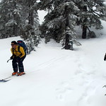Skiing and Snowshoeing