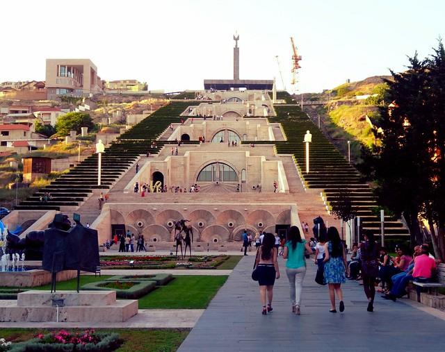 Kaskad, Yerevan