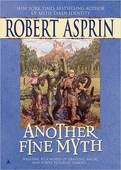 Another Fine Myth by Robert Lynn Asprin