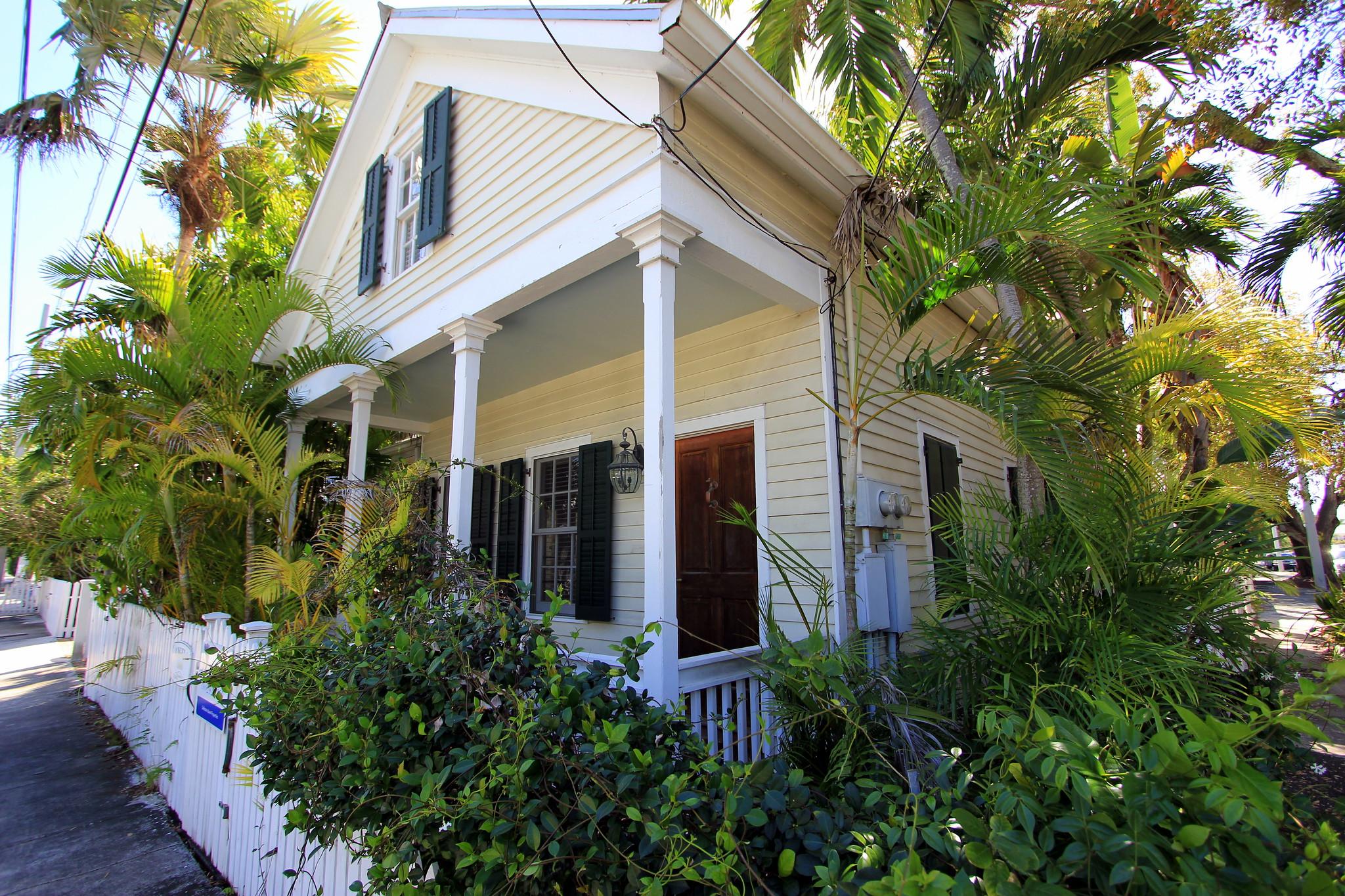 1100 Angela Street Key West Bank Owed