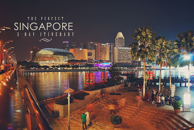 A Great 3-Day Itinerary of Singapore