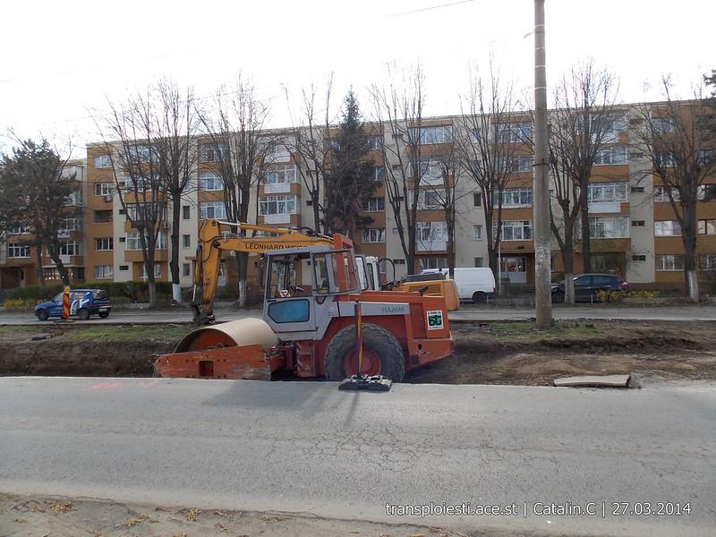 Traseul 102, etapa I: Bucla Nord ( Sp. Județean ) - Intersecție Republicii - Pagina 2 13506732134_851658d77e_c