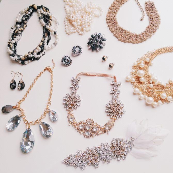 MUFE jewelry