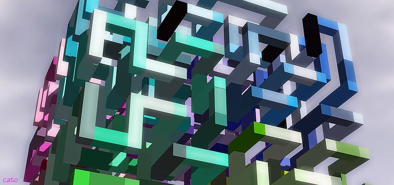 3D Fractals - IV