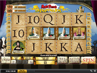 Monty Python's Spamalot slot game online review