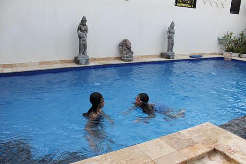 Marta's pool