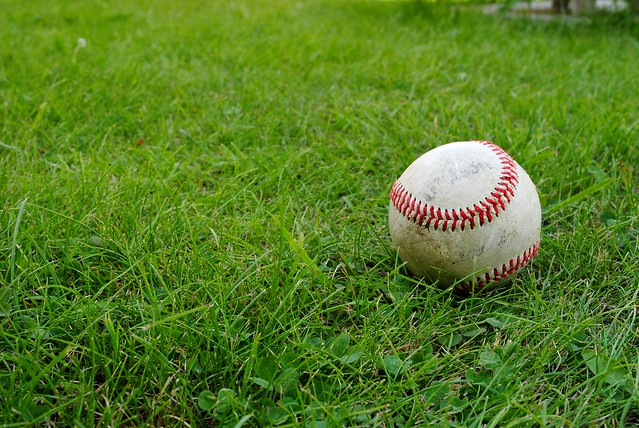 Photo:Baseball By:T.H. Images