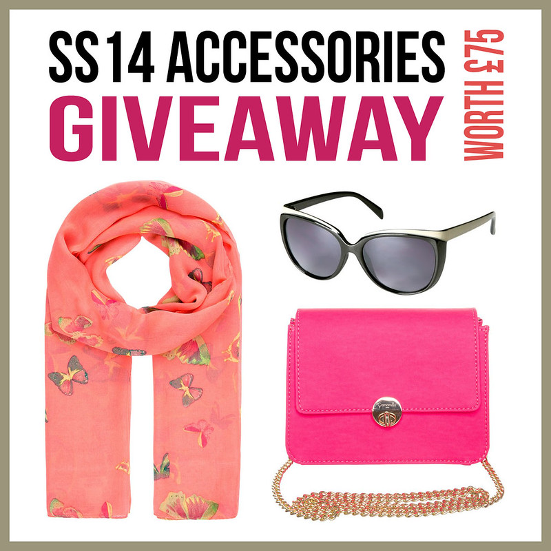stylefruits SS14 accessories giveaway