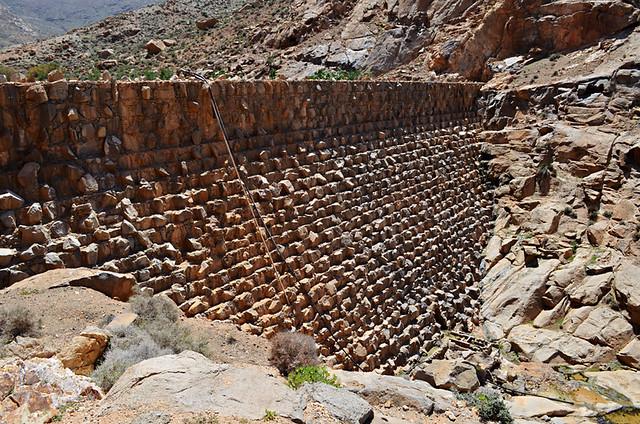 Presa de las Peñas, Fuerteventura