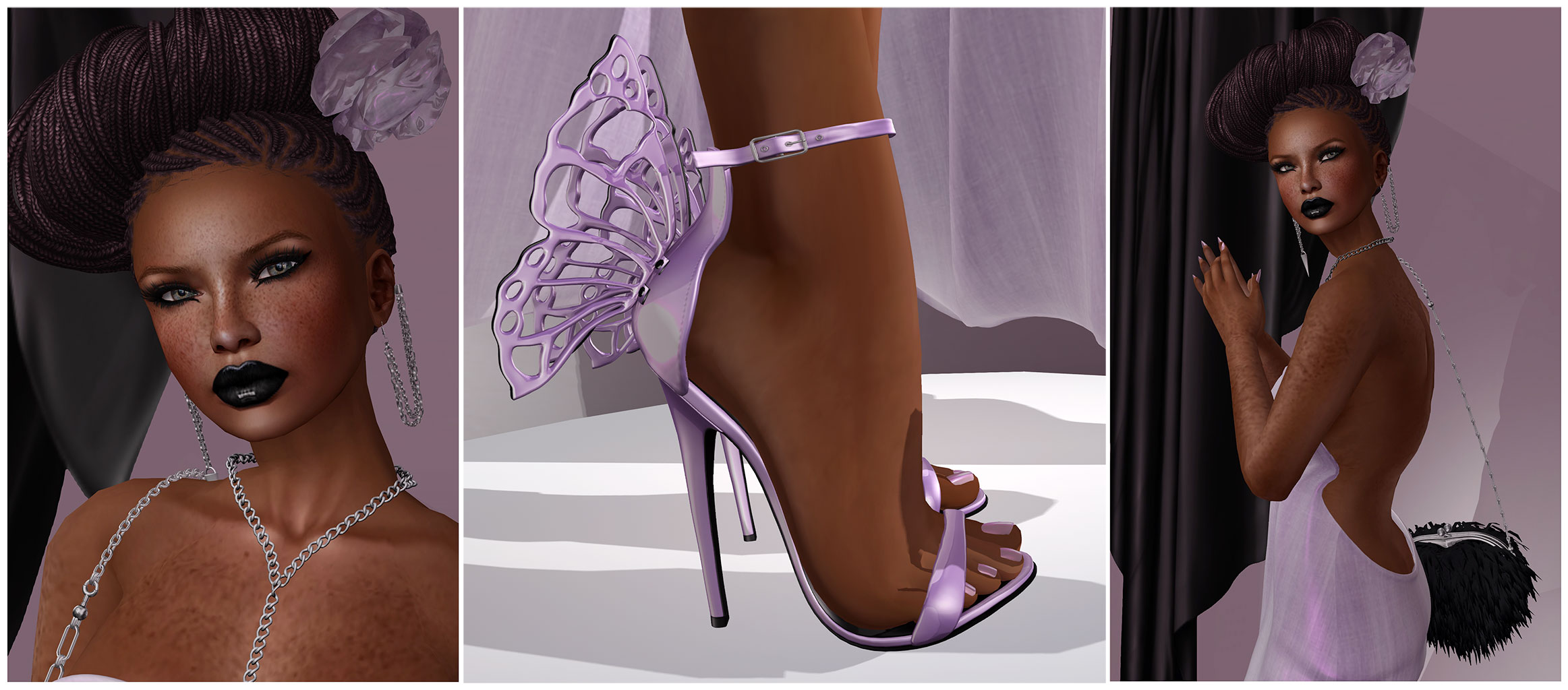 Monochromatic...lilac