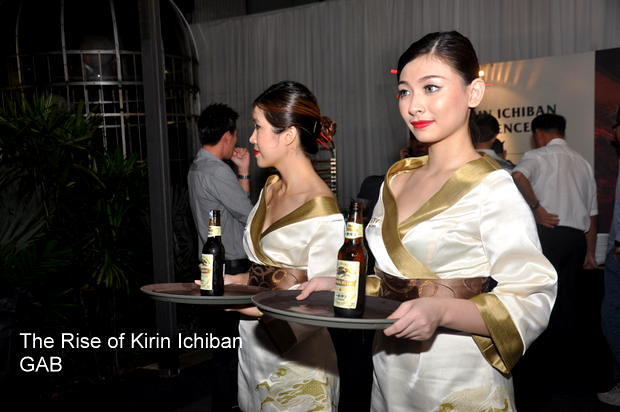 The Rise of Kirin Ichiban GAB 3