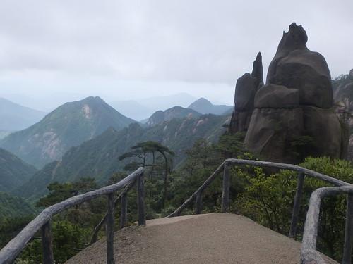 Jiangxi-Sanqing Shan-1 sentier de l'est (66)