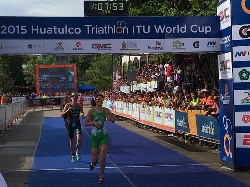 Copa Mundial ITU Huatulco 2015