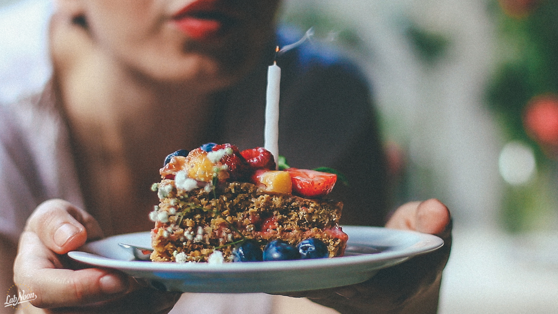 Lab Noon's Fruity Birthday Cake | Torta di Compleanno di Lab Noon -11