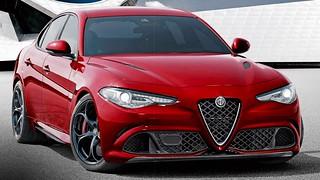 2016 Alfa Romeo Giulia 'Quadrifoglio Verde'