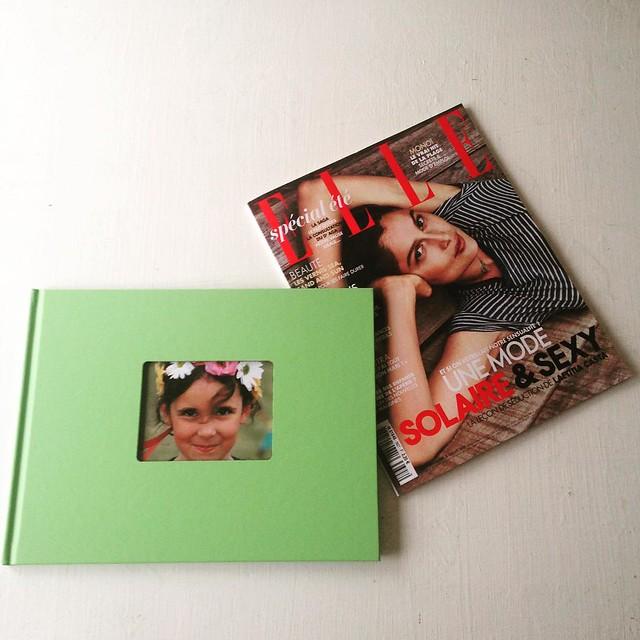 Petits présents dans ma boîte au lettre #photobox #elle