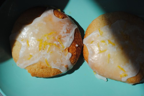 lemon ricotta summer cookie biscuit