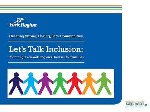 Let's Talk Inclusion