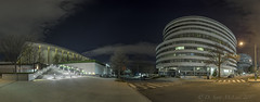 Kennedy Center/Watergate Complex Pano