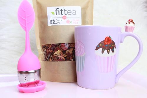 fit tea recensione