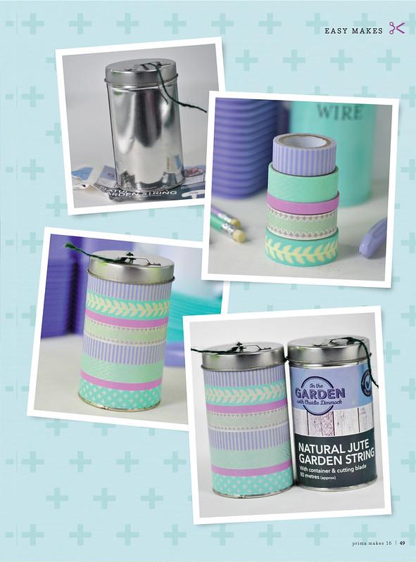 Prima Makes - Spring Tin