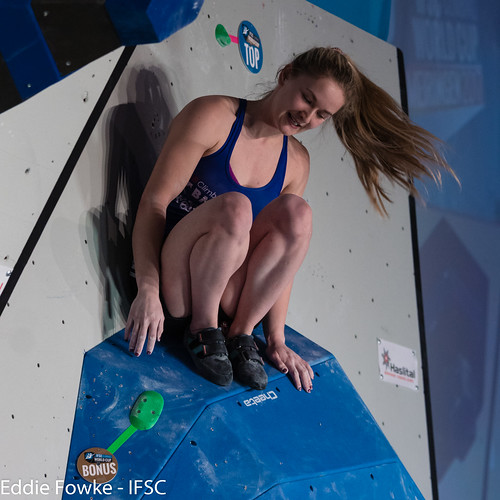 IFSC World Cup Meiringen 2017