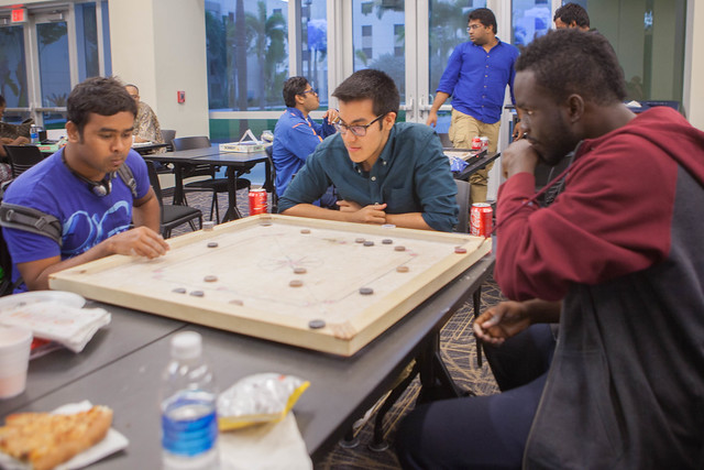 [FIU] International Game Night – March 2017