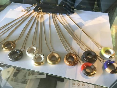 Doughnut Necklaces