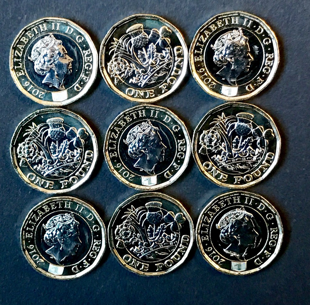 New £1 British Coin Legal Tender 28/3/17 | The new coin has