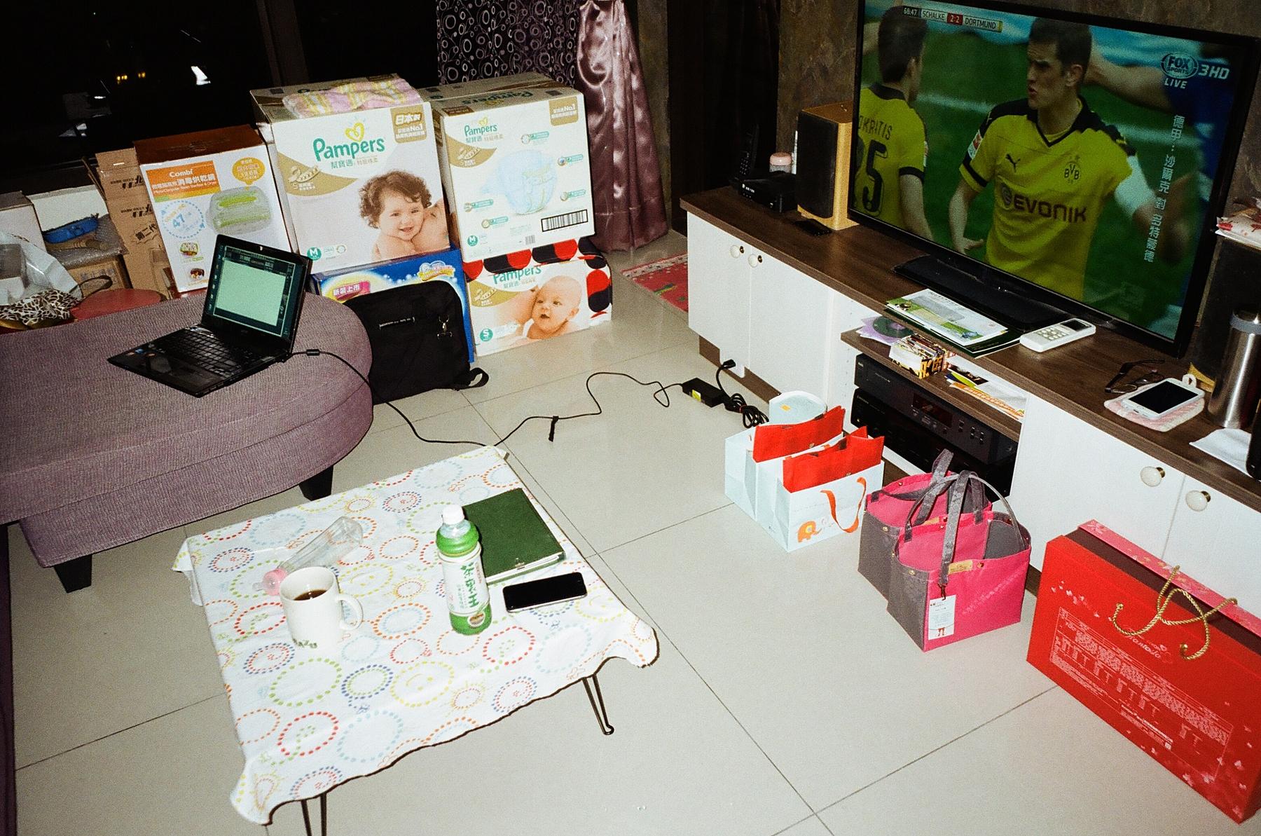 日常生活,桃園,台北,新生兒,底片風格,自然