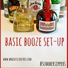 On zee blog today, post number one of #summersippers, basic bar set-up! www.whoeatslikethis.com