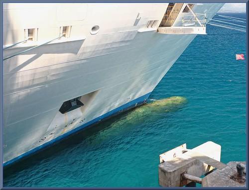 cruiseship bulbous royalcaribbean pspx4 paintshopprox4