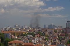 Taksim Square - Gezi Park Protests İstanbul