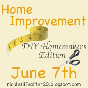 Home Improvement banner with date june