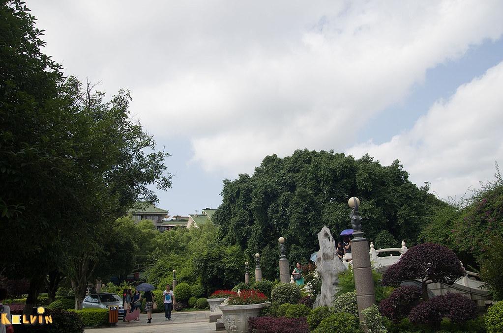 K01 18-50mm F2.8 桂林象鼻山公園