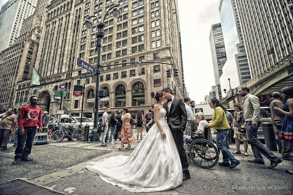 海外婚紗 紐約